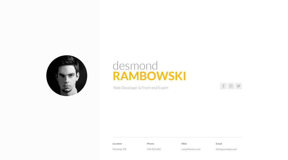 plantilla-html-gratis-desmond
