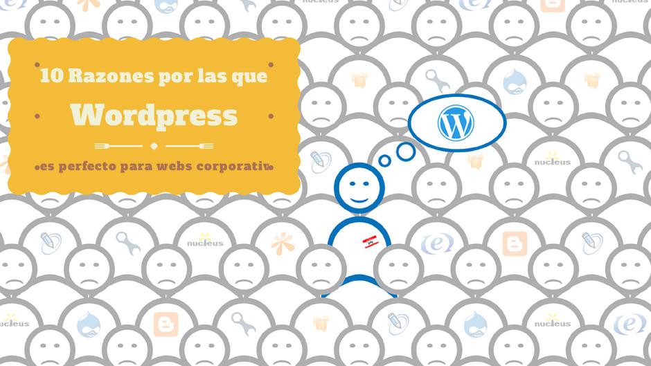 10 razones wordpress