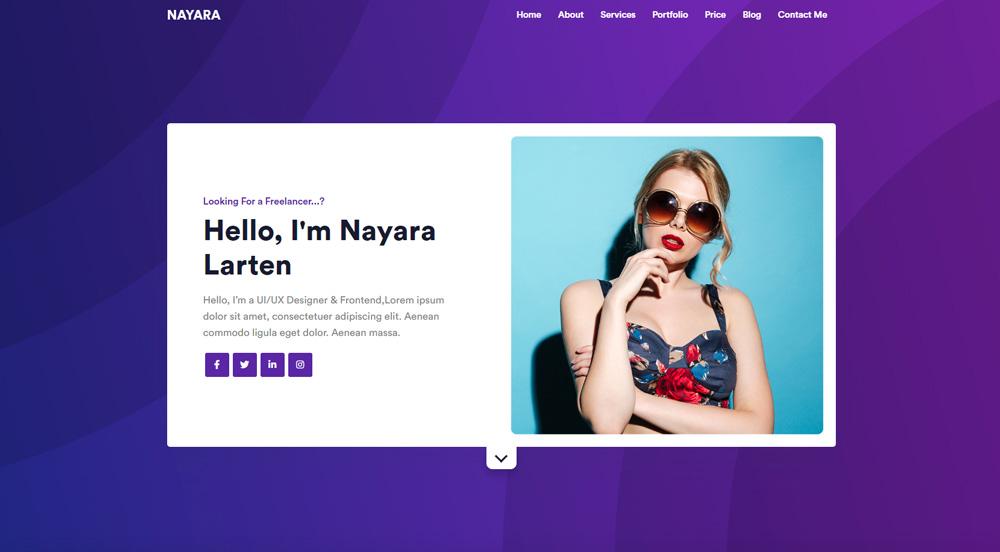 plantilla-html-gratis-nayra