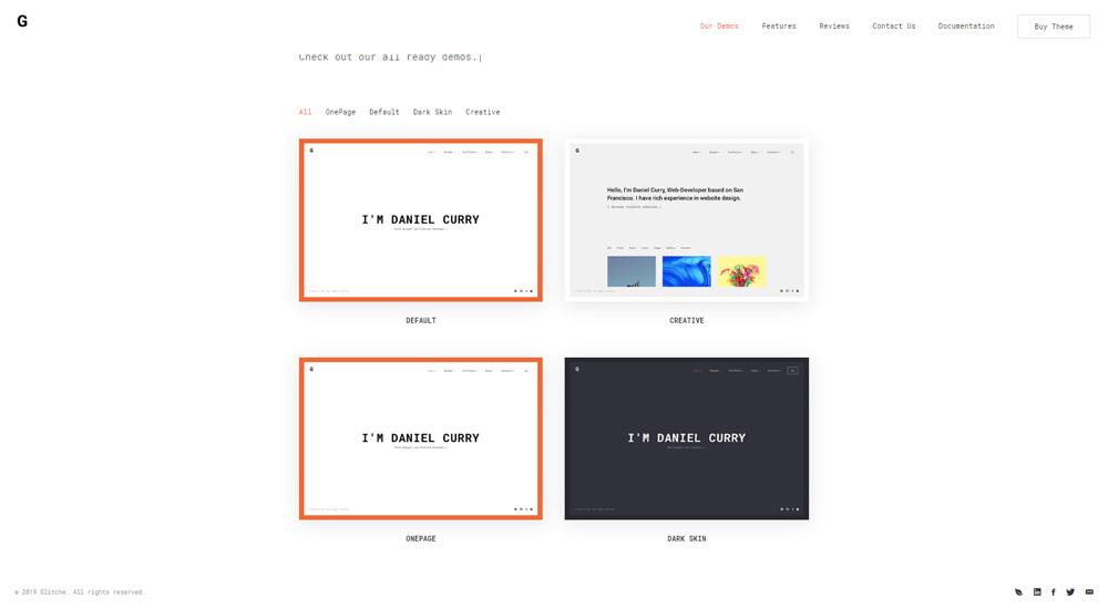 plantilla-gratis-wordpress-glitche