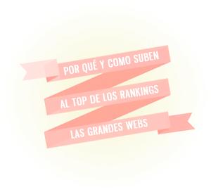 Como suben de ranking las grandes webs