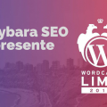 Capybara SEO Word Camp Lima