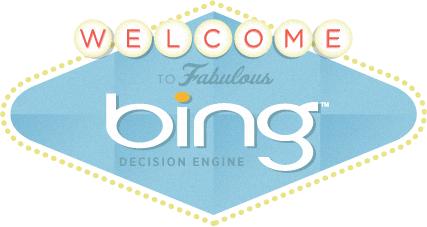 logo bing transparente
