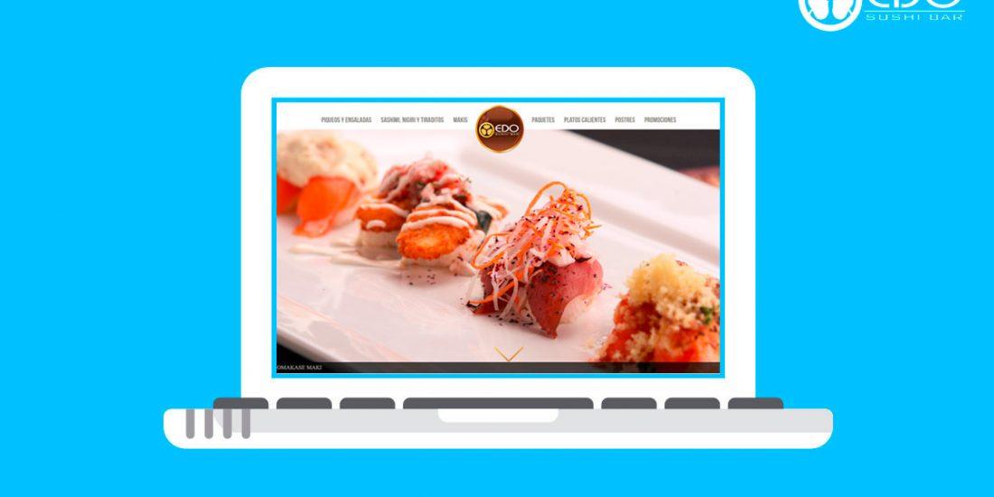 portafolio Edo Sushi Bar