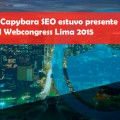 Capybara SEO en Webcongress Lima 2015