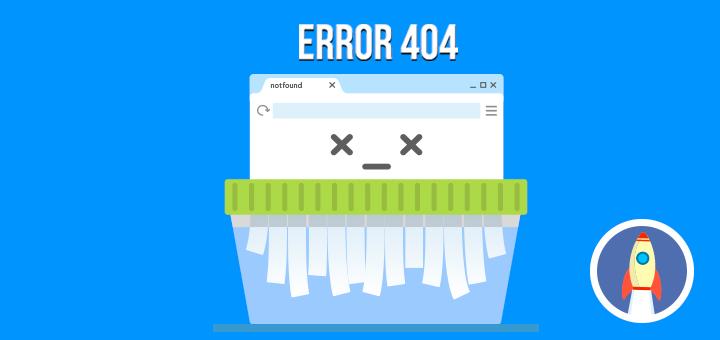 evita los errores 404 con auditoría seo