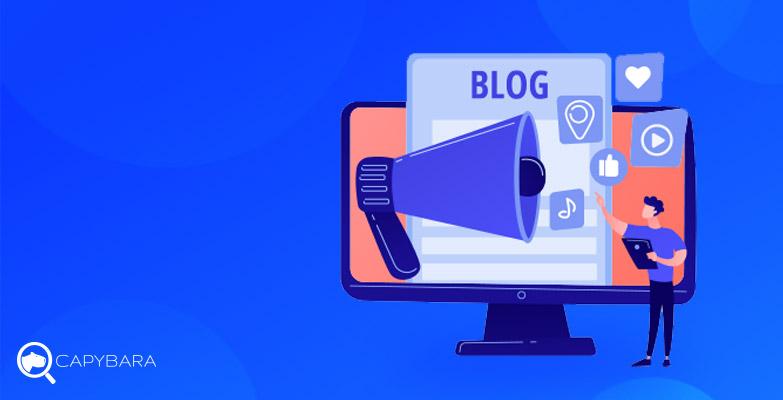 estrategia palabras claves blog