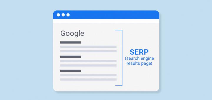 cómo posicionar mi web : investiga en los SERP