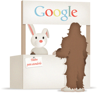 conejo-google