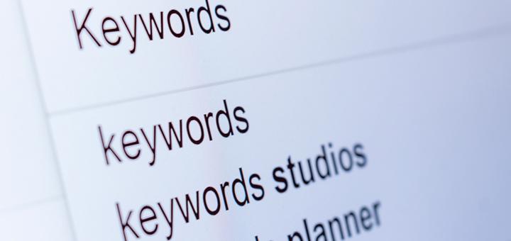 Palabras clave e intención del usuario
