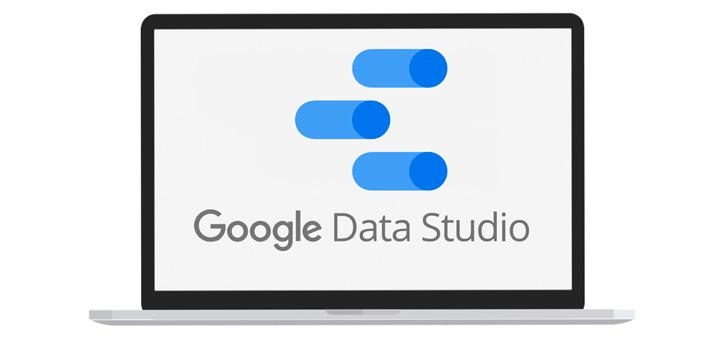 Utiliza Data Studio para los reportes