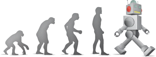 evolucion-robot