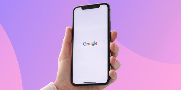 celular mano google
