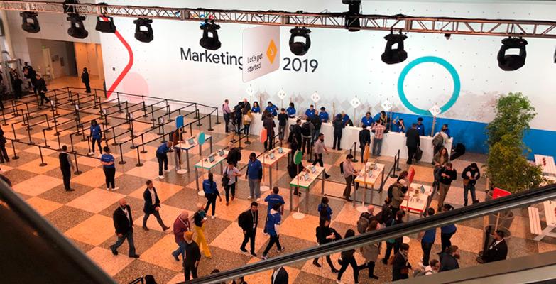 google marketing live asistencia