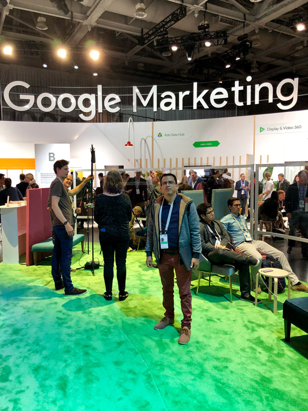 asistente google marketing live