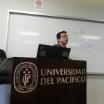 Henry Silva speaker en taller