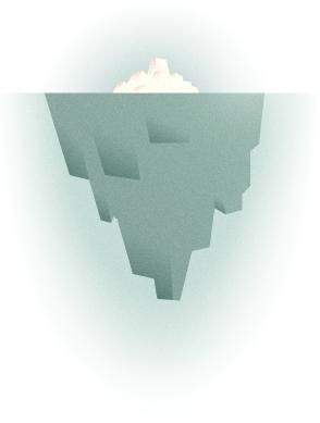 Iceberg Guía SEO para principiantes