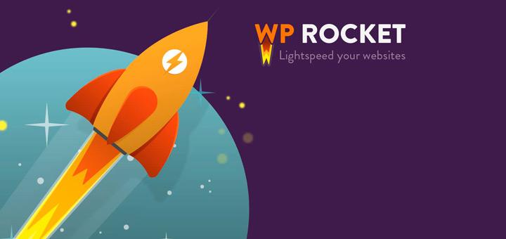 wp rocket cache