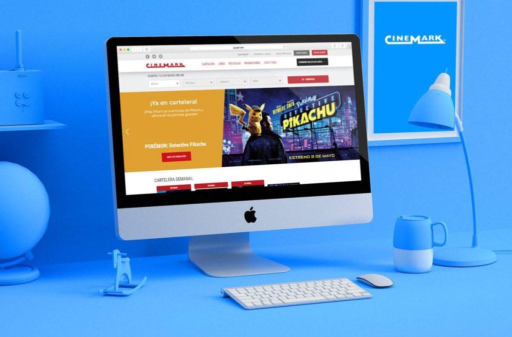 capybara proyecto seo cinemark chile