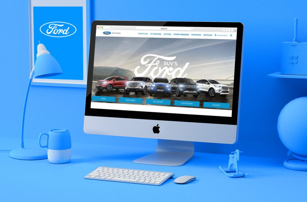 proyecto seo ford