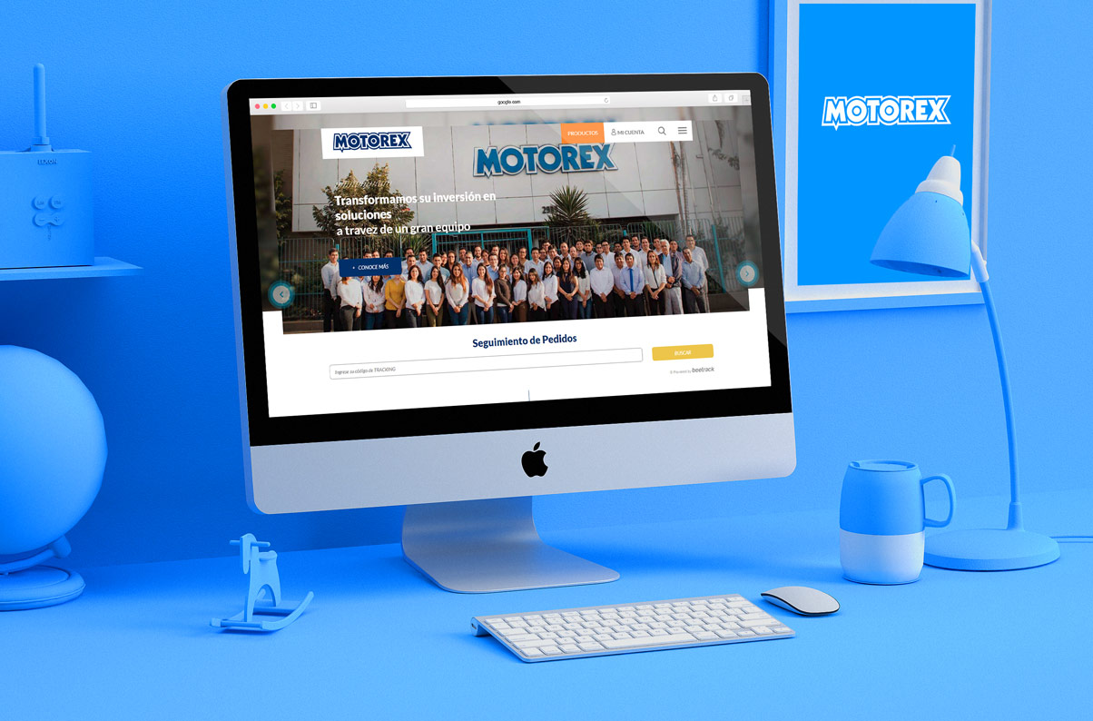 proyecto seo motorex