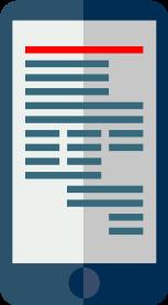reporte seo gratis vector telefono