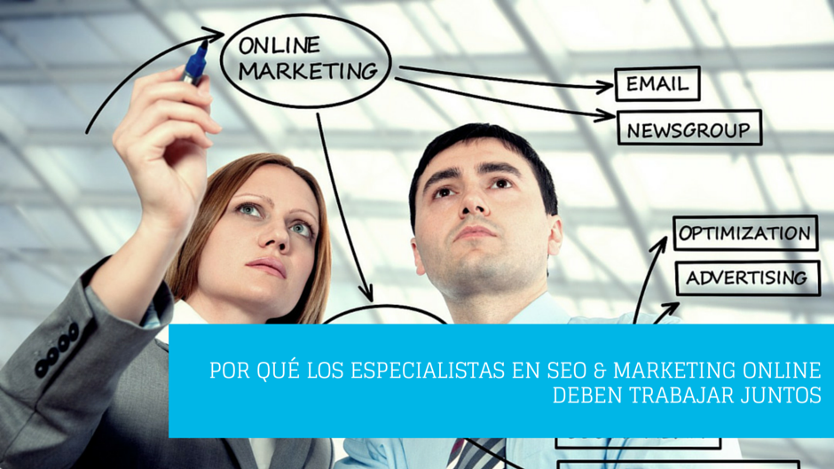 SEO y marketing online
