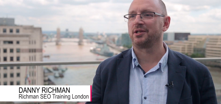 seo pe Danny Richman SEO Training London