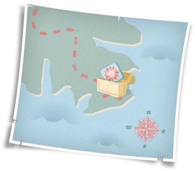 Mapa en guía SEO